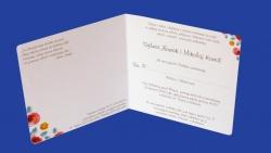 Zaproszenia - Ślubne - Natural  Art - Ornamenty 05