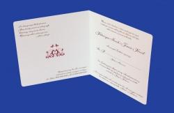 Zaproszenia - Ślubne - Natural  Art - Ornamenty 07