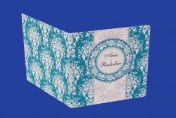 Zaproszenia - Ślubne - Natural  Art - Ornamenty 08
