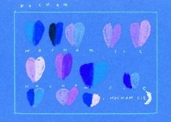 Kartki - Walentynki - Kartka pocztowa 002