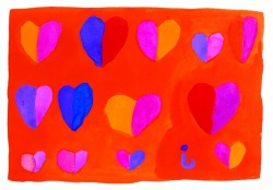 Kartki - Walentynki - Kartka pocztowa 004
