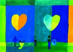 Kartki - Walentynki - Kartka pocztowa 012