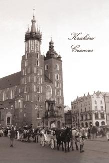 """Notesy - A7 - Notes """"A7, Kraków - kościół Mariacki"""""""