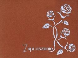 Zaproszenia - Ślubne - Laser Pro - Zaproszenie Alicjus 03