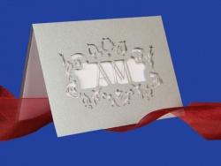 Zaproszenia - Ślubne - Laser Pro - Zaproszenie Alicjus 09