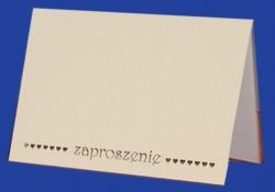 Zaproszenia - Ślubne - Laser Pro - Zaproszenie Pawelus 01