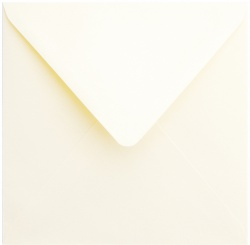 Koperty - 14,6x14,6 cm - Kopertya 14,6 x 14,6 ecru, aworio splendorgel