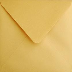 Koperty - 14,6x14,6 cm - Koperta złota ( SD gold )