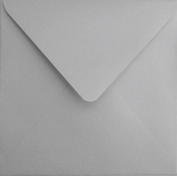 Koperty - 14,6x14,6 cm - Koperta srebrna SD