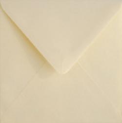 Koperty - 14,6x14,6 cm - Koperta ( GX vanilia cream)