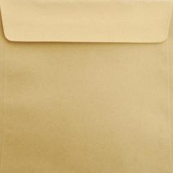 Koperty - 16x16 cm - Koperty 16x16 cm Sun Gold (złoty)