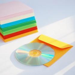 Koperty - 12,5x12,5 na CD - Koperty na płyty CD